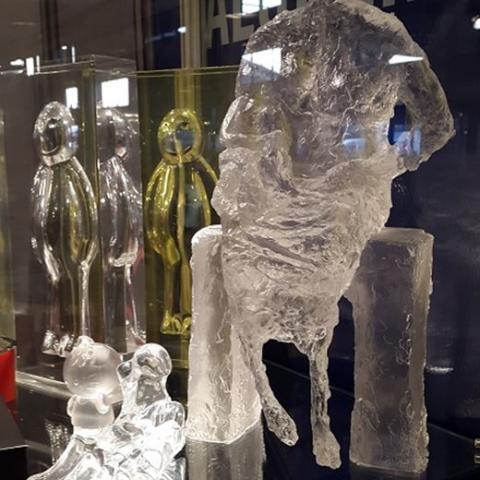 Résine PU Crystal Cast 1000
